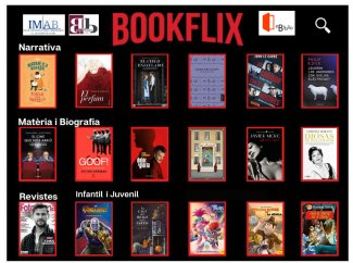 BOOKFLIX PELIS