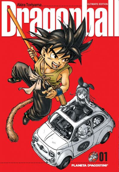 Dragon Ball (Ultimate Edition)