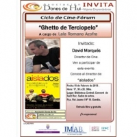 Cine-forum Ghetto de Terciopelo
