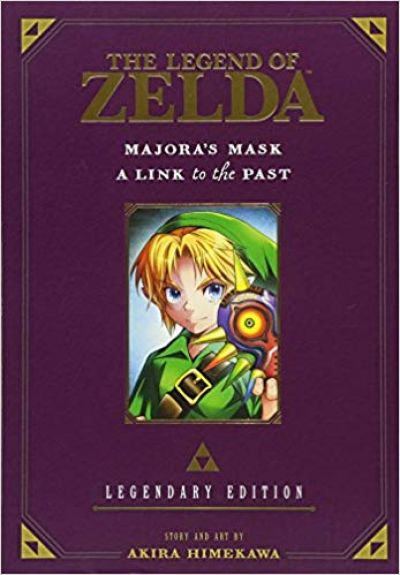 The Legend of Zelda: Majora's Mask / A Link to the Past