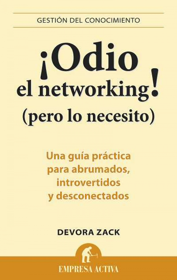 ¡ Odio el networking!