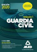 Guardia Civil: temario