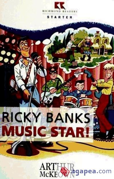 Ricky Banks: music star!
