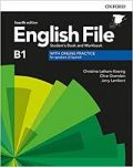 English file B1 student's book and workbook...