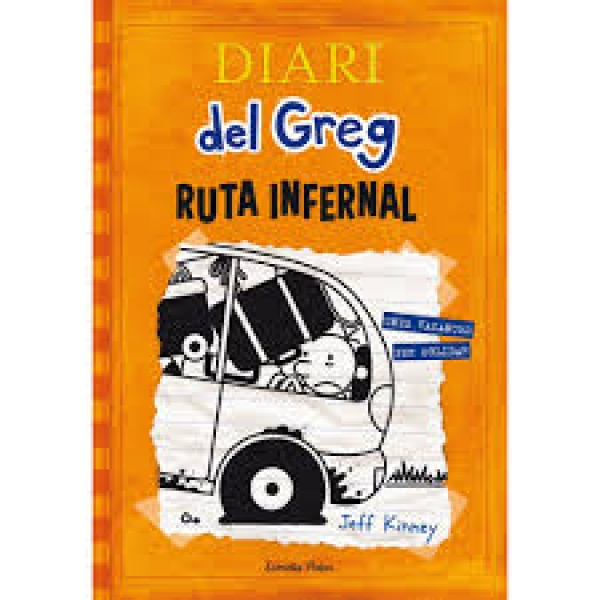 Diare de greg ruta infernal